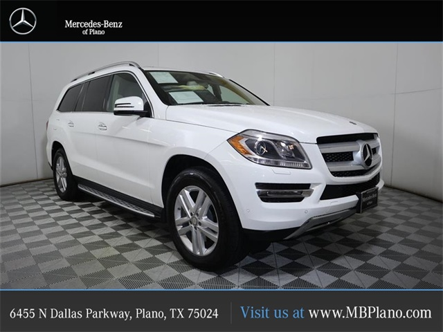 Certified Pre Owned 2016 Mercedes Benz Gl 450