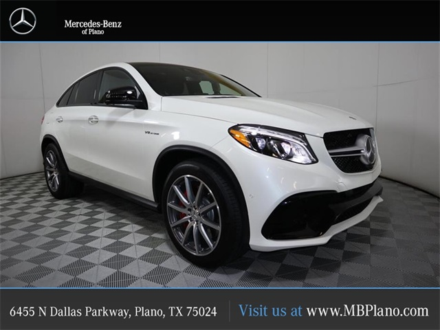 New 2019 Mercedes Benz Gle Amg Gle 63 S Coupe Coupe In Plano