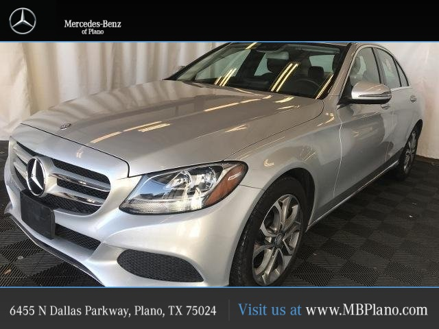 Pre Owned 2016 Mercedes Benz C Cl 300