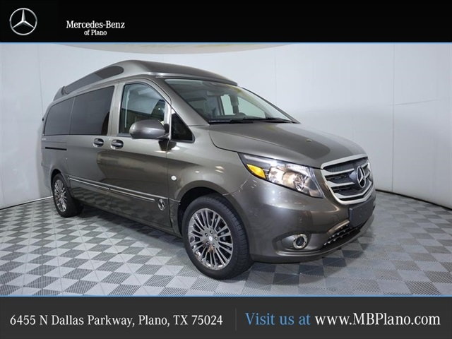 New 2018 Mercedes Benz Metris Passenger