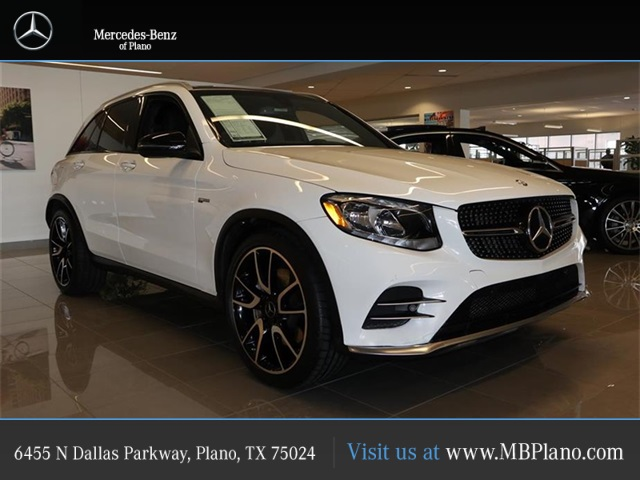 Pre Owned 2017 Mercedes Benz Glc Amg 43 Suv