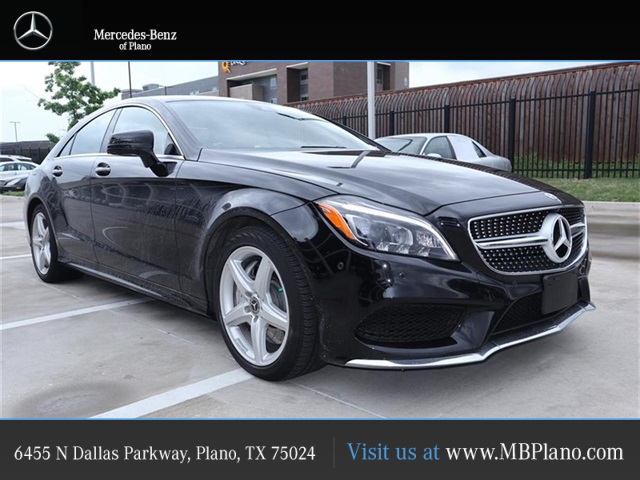 Certified Pre Owned 2017 Mercedes Benz Cls 550