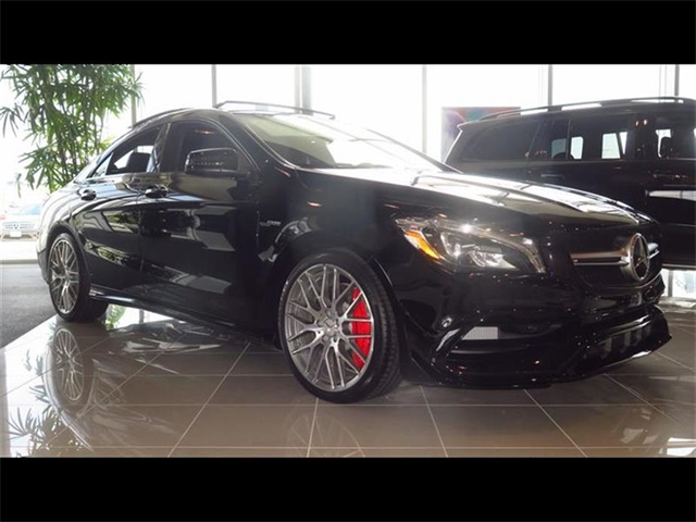 New 2018 Mercedes-Benz CLA AMG® CLA 45 Coupe