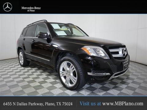 Certified Pre Owned 2014 Mercedes Benz GLK GLK 250