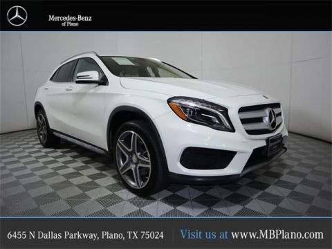 Pre-Owned 2015 Mercedes-Benz GLA GLA 250 Sport