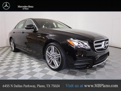New MercedesBenz EClass In Plano MercedesBenz Of Plano - 2014 mercedes benz e class 2 door convertible dealer invoice